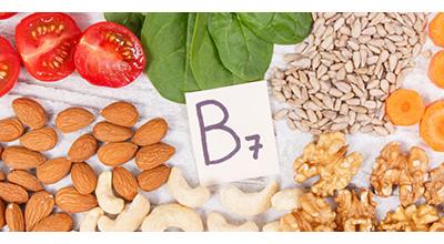 Всё о витамине B7 (H, биотин)