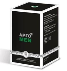 Конфеты таблетированные с растительными экстрактами «АргоMEN»