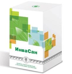 Конфеты таблетированные с растительными экстрактами «ИнваСан»