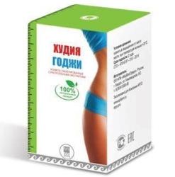 Конфеты таблетированные с растительными экстрактами «ХудияГоджи»