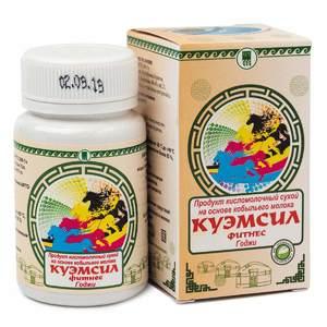 Продукт кисломолочный сухой «КуЭМсил» Фитнес Годжи