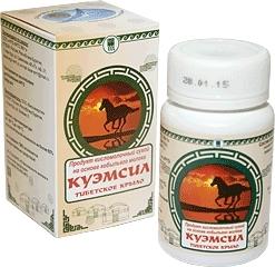 Продукт кисломолочный сухой «КуЭМсил» Тибетское крыло