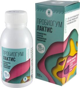 Пробиогум Лактис