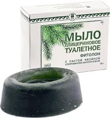 Мыло туалетное глицериновое «Фитолон»