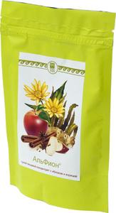 Концентрат пищевой с яблоком и корицей «Альфион»