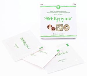 Продукт кисломолочный «ЭМ-Курунга» порошок